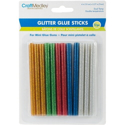 Picture of Craft Medley Mini Glitter Glue Sticks - 12pc (7mm thick)