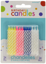 Picture of Birthday Candles - 24pc