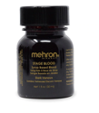 Picture of Mehron - Dark Stage Blood with Brush 1oz