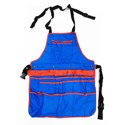 Picture of Professional Balloon Apron - Blue & Red