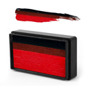 Picture of Silly Farm -  Susy Amaro's Collection - Pirate Red Arty Brush Cake - 30g