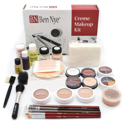 Picture of Ben Nye Theatrical Creme Makeup Kit - Fair: Light-Medium Skintone (TK-1)