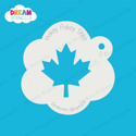 Picture of Canada Maple Leaf - Dream Stencil - 01