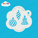 Picture of Ornament Trio - Dream Stencil - 60