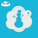 Picture of Snowman - Dream Stencil - 63