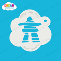Picture of Inukshuk #4 - Dream Stencil - 132