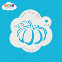 Picture of Pumpkin Outline - Dream Stencil - 204