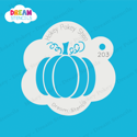 Picture of Pumpkin with Vines - Dream Stencil - 203