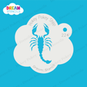 Picture of Scorpion-1 - Dream Stencil - 224