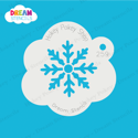 Picture of Snowflake - Dream Stencil - 259