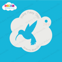 Picture of Hummingbird - Dream Stencil - 281
