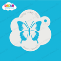 Picture of Longtail Butterfly Dream Stencil - 286