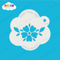 Picture of Spring Flower - Dream Mylar Stencil - 304